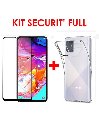 KIT SECURIT' FULL compatible Samsung A71