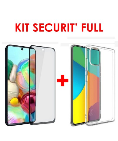 KIT SECURIT' FULL compatible Samsung A51
