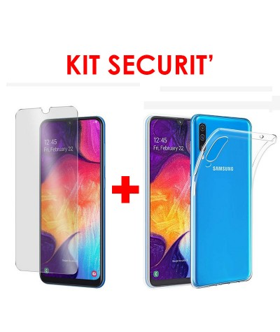 KIT SECURIT' compatible SAMSUNG A50 / A30S / A50S