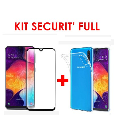 KIT SECURIT' FULL compatible Samsung A50 / A30S /A50S