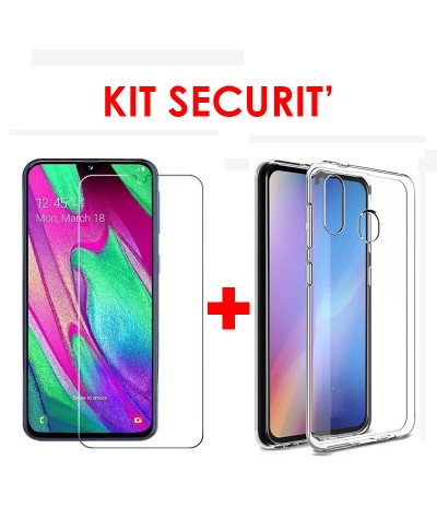 KIT SECURIT' compatible SAMSUNG A40