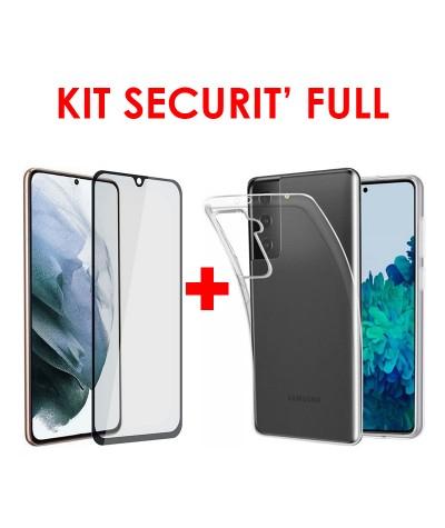 KIT SECURIT' FULL Samsung S21+ 5G