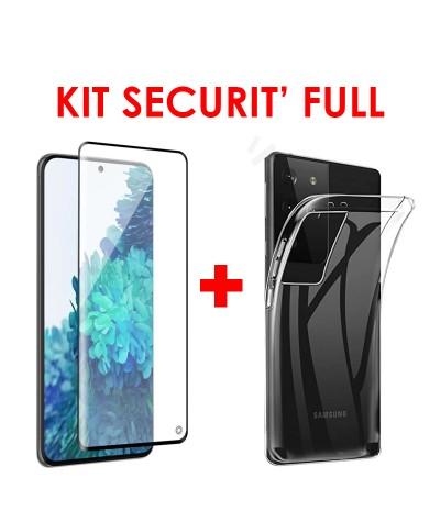 KIT SECURIT' FULL Samsung S21 Ultra 5G