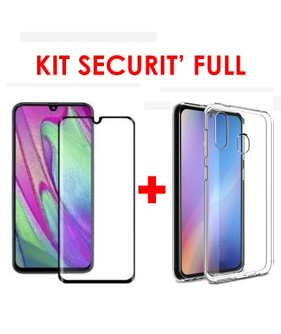 KIT SECURIT' FULL compatible Samsung A40