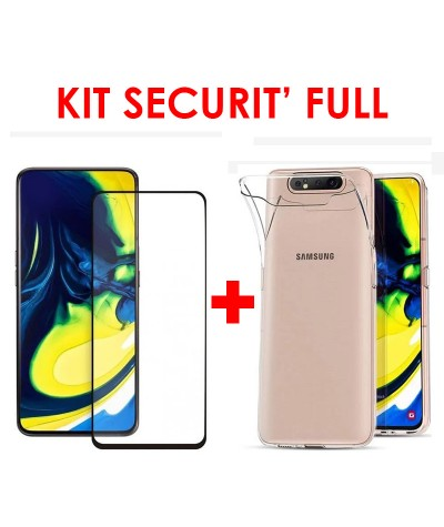 KIT SECURIT' FULL compatible Samsung A80
