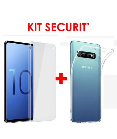 KIT SECURIT' compatible SAMSUNG S10