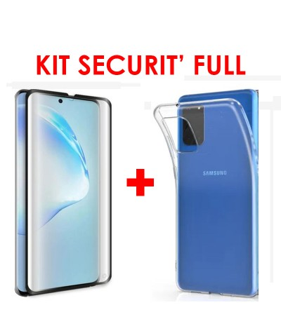 KIT SECURIT' FULL compatible Samsung S10