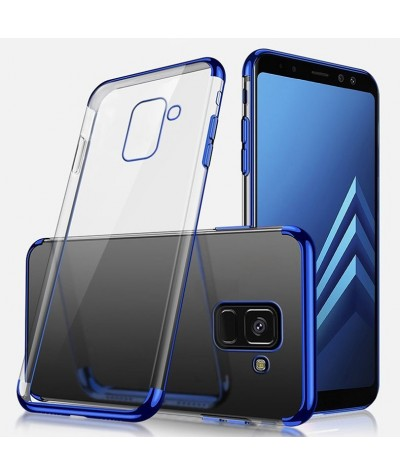 COQUE CONTOUR COLORÉ Samsung J6 2018