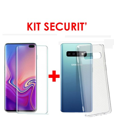 KIT SECURIT' compatible SAMSUNG S10+