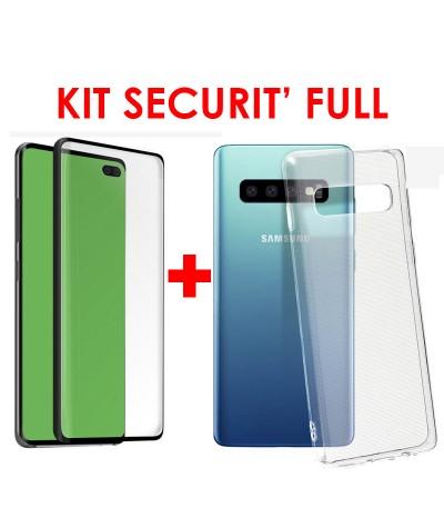 KIT SECURIT' FULL compatible Samsung S10+