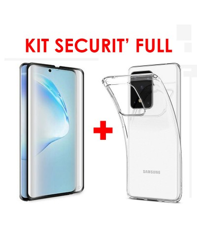 KIT SECURIT' FULL compatible Samsung S20 ULTRA