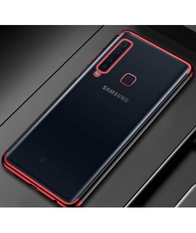 COQUE CONTOUR COLORÉ Samsung A9 2018