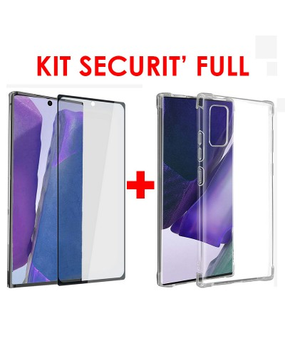 KIT SECURIT' FULL compatible Samsung NOTE 20 ULTRA