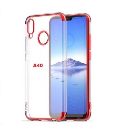 COQUE CONTOUR COLORÉ Samsung A40