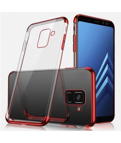 COQUE CONTOUR COLORÉ Samsung A5 2018