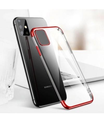COQUE CONTOUR COLORÉ Samsung A71