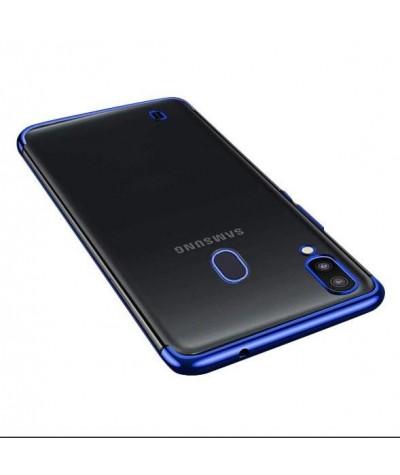 COQUE CONTOUR COLORÉ Samsung A30