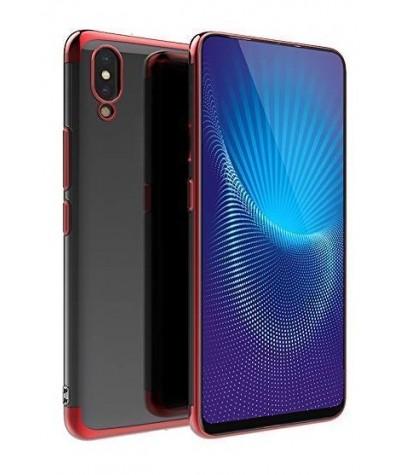 COQUE CONTOUR COLORÉ Samsung M10
