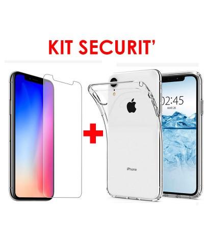 KIT SECURIT' iPhone XR