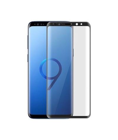 SAMSUNG S9+ Verre Trempé Full