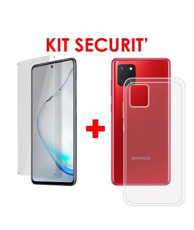 KIT SECURIT' Samsung Note 10 Lite