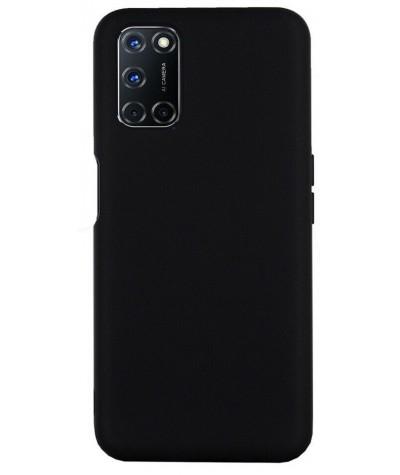 COQUE SILICONE NOIRE Samsung A72