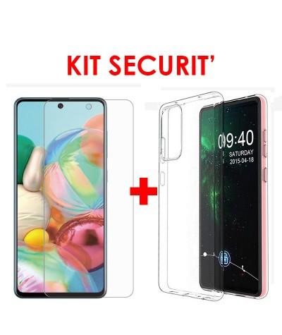 KIT SECURIT' Samsung A72