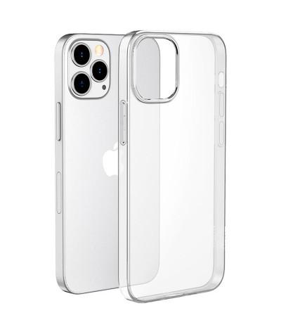 COQUE SILICONE TRANSPARENTE iPhone 12 6.1