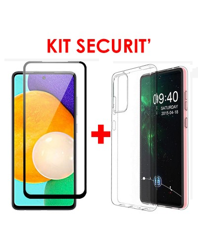 KIT SECURIT' FULL Samsung A72