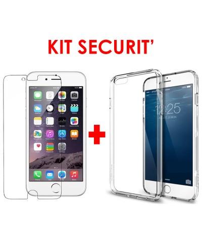 KIT SECURIT' compatible iPhone 6+