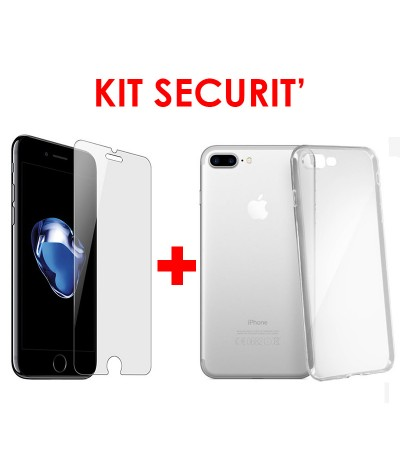 KIT SECURIT' compatible iPhone 7 / iPhone 8