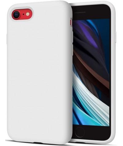 COQUE PEAU DE PECHE iPhone SE 2020