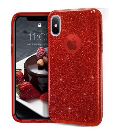 TRIPLE PAILLETTE iPhone X / XS