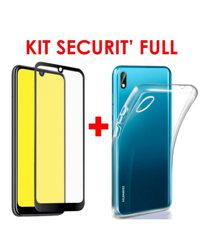KIT SECURIT' FULL Huawei Y5 2019