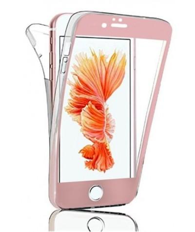 COQUE 360° SANS POINTS iPhone 7 / 8