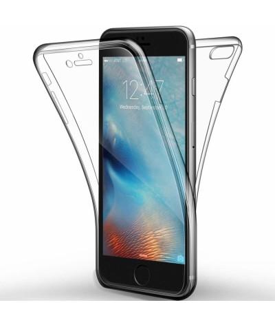 COQUE 360° SANS POINTS iPhone XS MAX