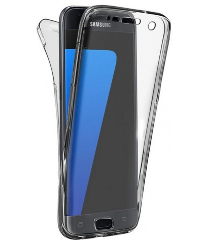 COQUE 360° SANS POINTS Samsung A8