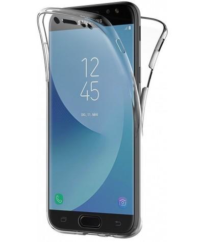 COQUE 360° SANS POINTS Samsung A8+