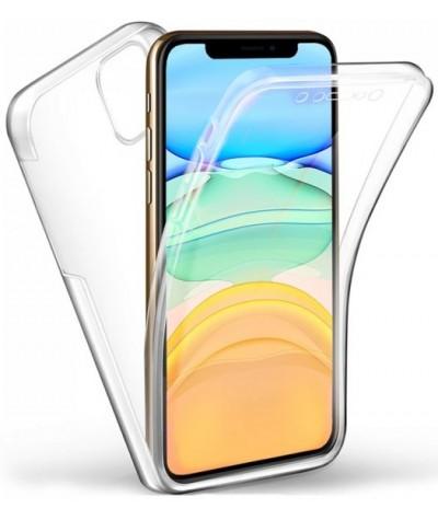 COQUE 360° AVEC POINTS iPhone 5 / 5S