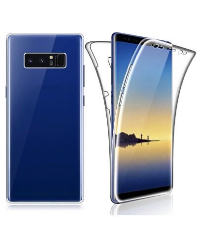 COQUE 360° AVEC POINTS Samsung Note 8