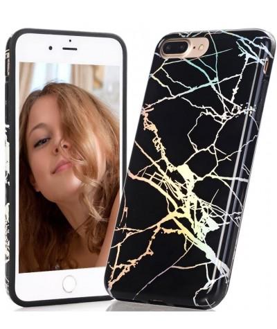 COQUE MARBRE HOLOGRAPHIQUE Iphone XS MAX