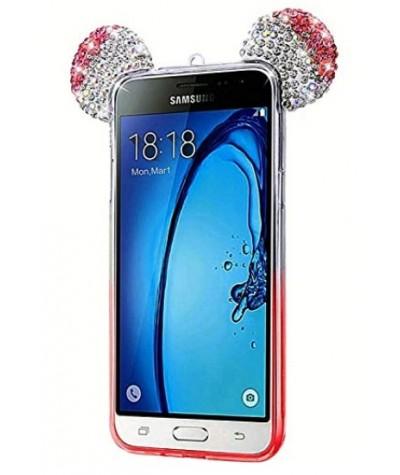 COQUE OREILLES STRASS Huawei P8 Lite