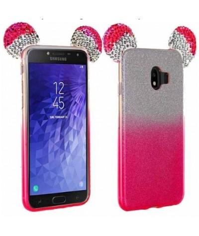 COQUE OREILLES STRASS Samsung Grand l9082