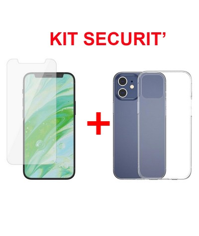 KIT SECURIT' iPhone 12 6.1