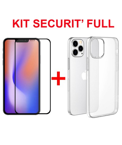 KIT SECURIT' FULL iPhone Pro 12 6.1