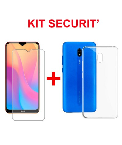 KIT SECURIT' compatible REDMI 8/ 8A