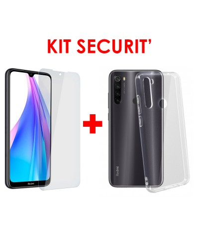 KIT SECURIT' compatible REDMI NOTE 8T