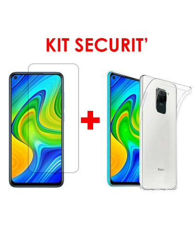 KIT SECURIT' compatible REDMI NOTE 9