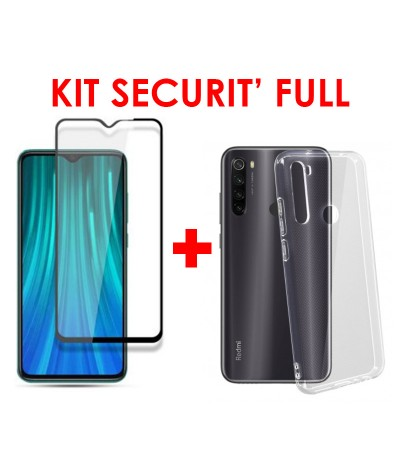 KIT SECURIT' FULL compatible Redmi Note 8T