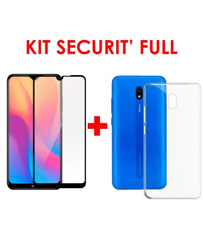 KIT SECURIT' FULL compatible Redmi 8/ 8A